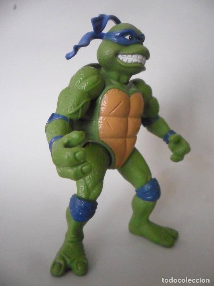 Figuras y Muñecos Tortugas Ninja: TMNT TORTUGAS NINJA MOVIE STAR LEO FIGURA BOOTLEG - Foto 2 - 151831878