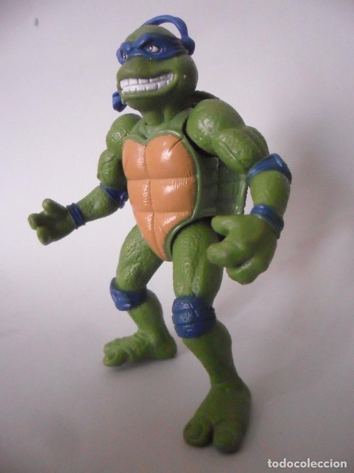 Figuras y Muñecos Tortugas Ninja: TMNT TORTUGAS NINJA MOVIE STAR LEO FIGURA BOOTLEG - Foto 3 - 151831878