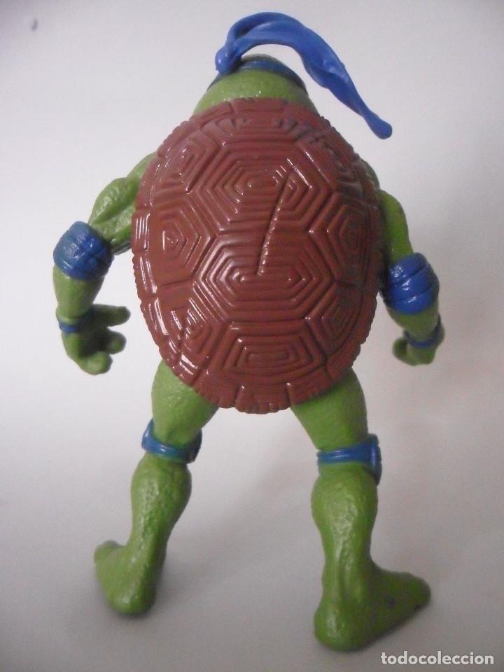 Figuras y Muñecos Tortugas Ninja: TMNT TORTUGAS NINJA MOVIE STAR LEO FIGURA BOOTLEG - Foto 4 - 151831878