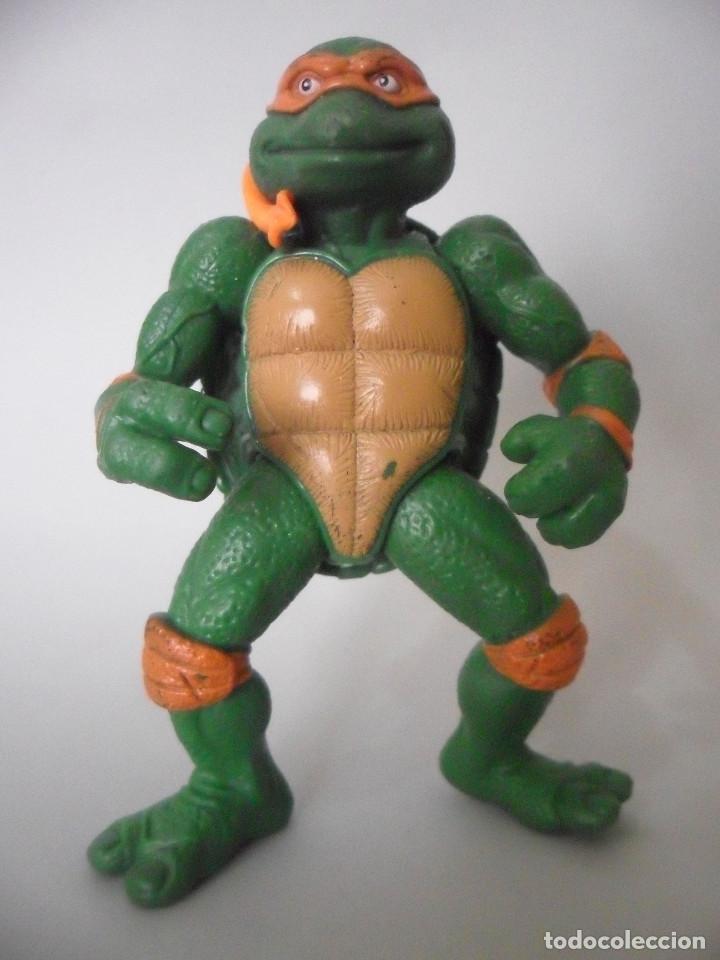TMNT TORTUGAS NINJA MOVIE STAR MIKE FIGURA BOOTLEG (Juguetes - Figuras de Acción - Tortugas Ninja)
