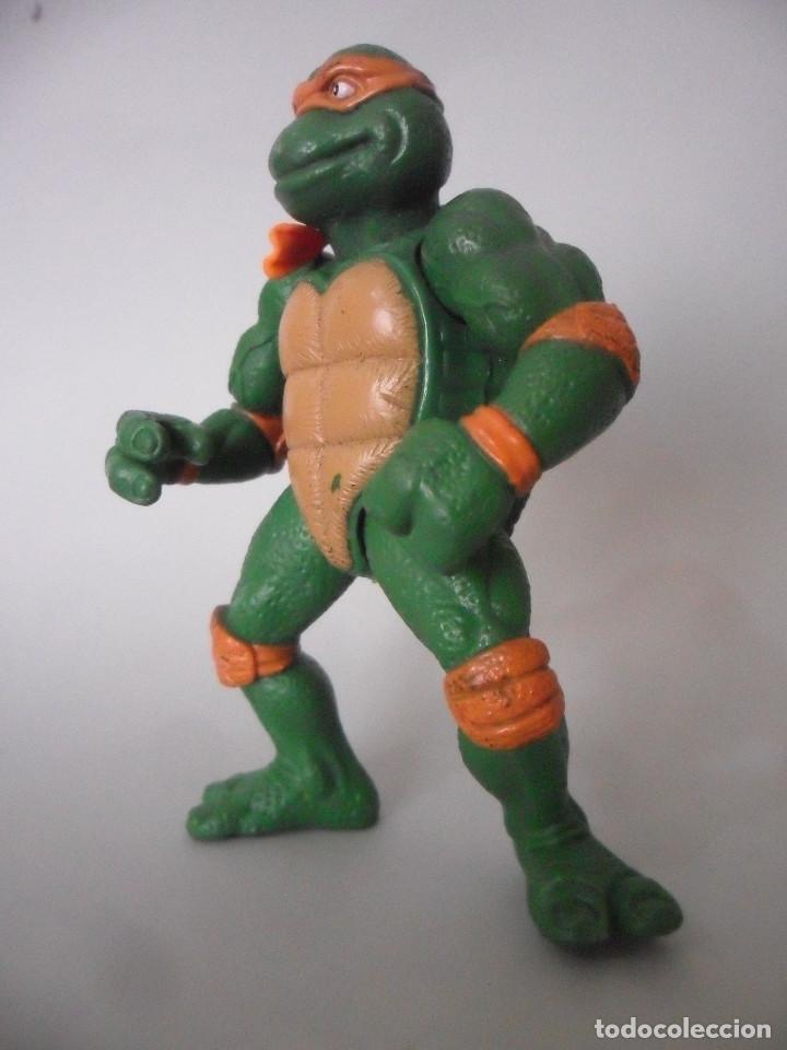 Figuras y Muñecos Tortugas Ninja: TMNT TORTUGAS NINJA MOVIE STAR MIKE FIGURA BOOTLEG - Foto 2 - 151832610