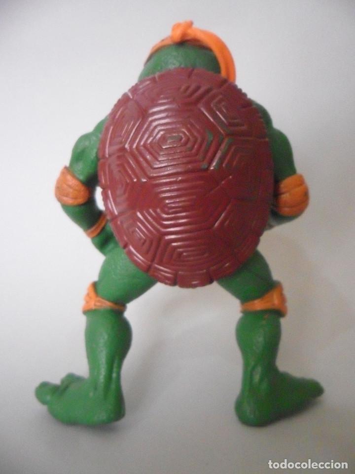 Figuras y Muñecos Tortugas Ninja: TMNT TORTUGAS NINJA MOVIE STAR MIKE FIGURA BOOTLEG - Foto 4 - 151832610