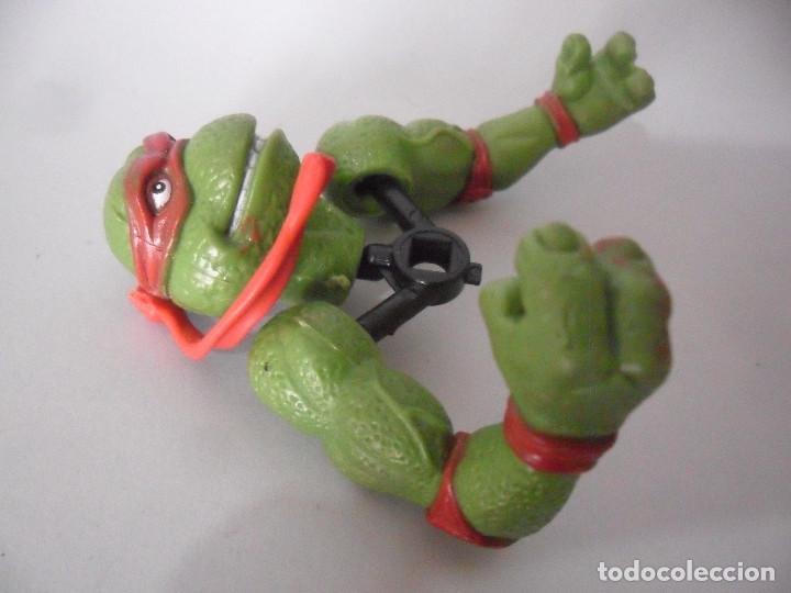 TMNT TORTUGAS NINJA MOVIE STAR RAPH FIGURA BOOTLEG (Juguetes - Figuras de Acción - Tortugas Ninja)