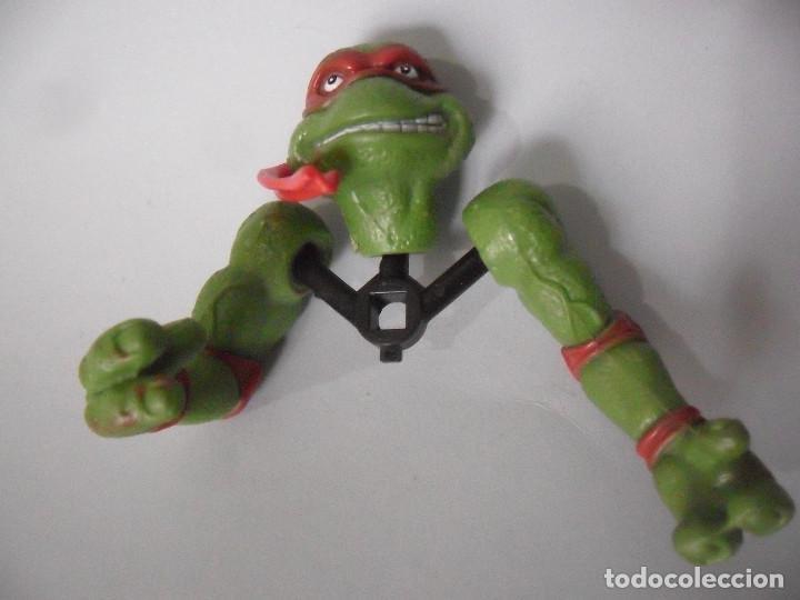 Figuras y Muñecos Tortugas Ninja: TMNT TORTUGAS NINJA MOVIE STAR RAPH FIGURA BOOTLEG - Foto 2 - 151833350
