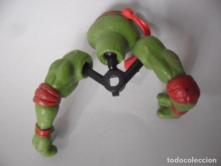 Figuras y Muñecos Tortugas Ninja: TMNT TORTUGAS NINJA MOVIE STAR RAPH FIGURA BOOTLEG - Foto 3 - 151833350