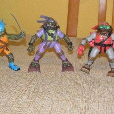 Figuras y Muñecos Tortugas Ninja: LOTE TORTUGAS NINJA. Lote 151888498