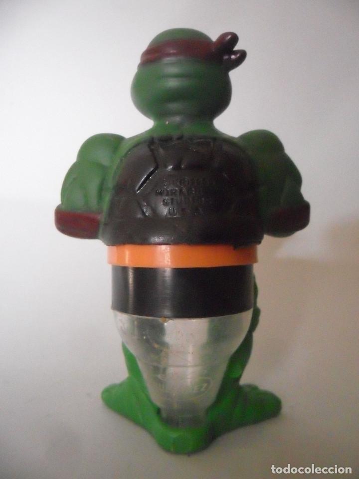 Figuras y Muñecos Tortugas Ninja: TMNT TEENAGE MUTANT NINJA TURTLES RAPHAEL MIRAGE STUDIOS 1990 USA - Foto 4 - 152815630