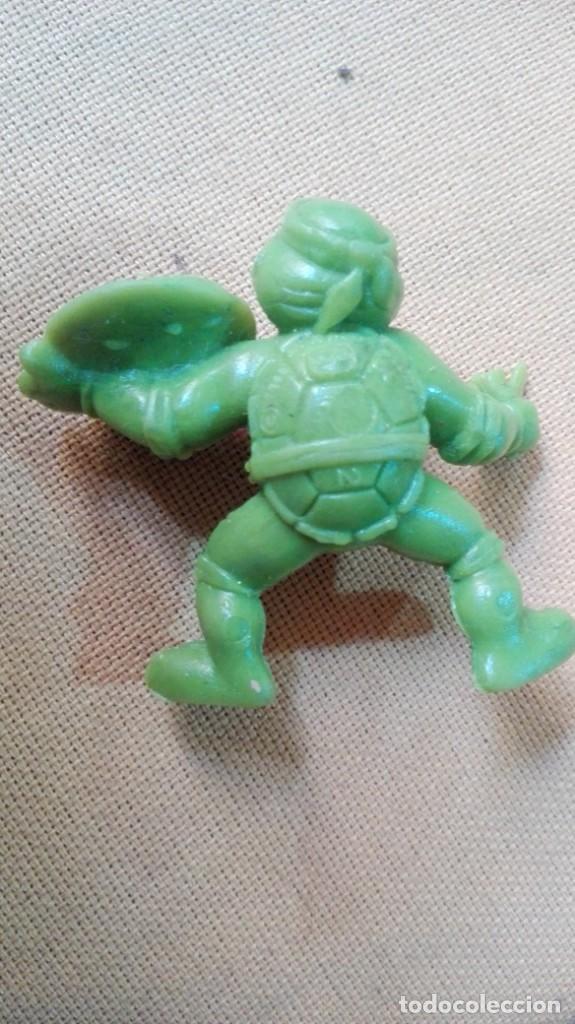 Figuras y Muñecos Tortugas Ninja: tortuga ninja plastico duro - Foto 2 - 153704074
