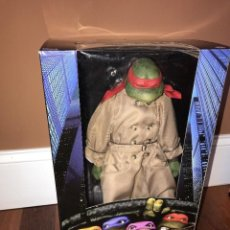 Figuras y Muñecos Tortugas Ninja: EXCLUSIVO!!! RAPHAEL TEENAGE MUTANT NINJA TURTLES 1/4 ESCALA 18 FIGURA NECA 2018 ORIGINAL. Lote 154210302