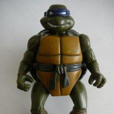 Figuras y Muñecos Tortugas Ninja: FIGURA DONATELLO TORTUGAS NINJA. 2 CABEZAS 2 POSICIONES. PLAYMATES TOYS. MIRAGE STUDIOS INC 2003. Lote 154799738