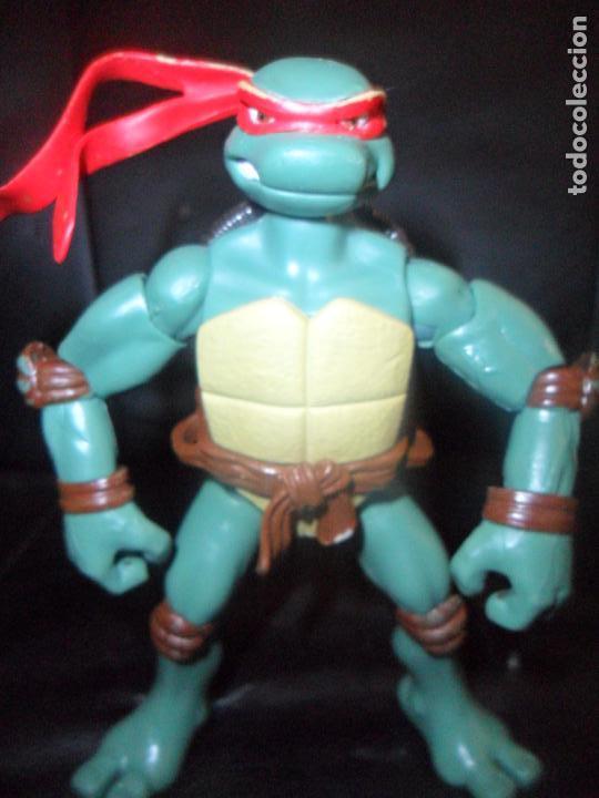 RAPHAEL - TORTUGAS NINJA LA PELICULA - PLAYMATES 2006 - (Juguetes - Figuras de Acción - Tortugas Ninja)