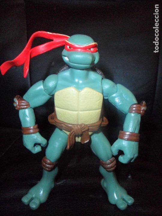 Figuras y Muñecos Tortugas Ninja: RAPHAEL - TORTUGAS NINJA LA PELICULA - PLAYMATES 2006 - - Foto 2 - 154969098
