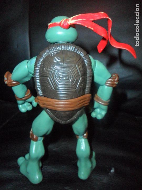 Figuras y Muñecos Tortugas Ninja: RAPHAEL - TORTUGAS NINJA LA PELICULA - PLAYMATES 2006 - - Foto 3 - 154969098