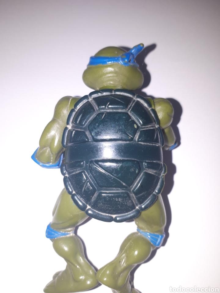 Figuras y Muñecos Tortugas Ninja: TORTUGA NINJA. ARTICULADA MIRAGE STUDIOS. PLAYMATES TOYS 1988 - Foto 2 - 197317062