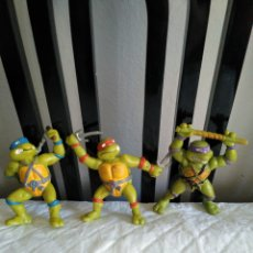 Figuras y Muñecos Tortugas Ninja: FIGURAS TORTUGAS NINJA 1988 MIRAGE STUDIOS. Lote 156803046