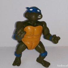 Figuras y Muñecos Tortugas Ninja: LAS TORTUGAS NINJA : FIGURA DE ACCION LEONARDO - PLAYMATES - MIRAGE STUIDIOS AÑOS 80. Lote 156991138