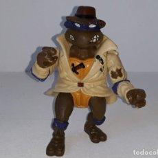Figuras y Muñecos Tortugas Ninja: LAS TORTUGAS NINJA : FIGURA DE DONATELLO UNDERCOVER - ESPIA - PLAYMATES - MIRAGE STUIDIOS AÑOS 90. Lote 156991714