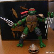 Figuras y Muñecos Tortugas Ninja: RAFAEL TORTUGA NINJA PLAYMATES 2003. Lote 157922194