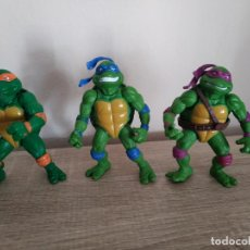 Figuras y Muñecos Tortugas Ninja - MUÑECO - FIGURA TORTUGAS NINJA BOOTLEG ANTIGUAS - 159340546