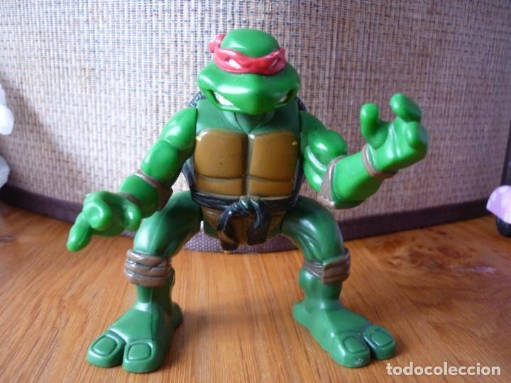 TORTUGAS NINJA - RAPHAEL - PLAYMATES TOYS - 2004. (Juguetes - Figuras de Acción - Tortugas Ninja)