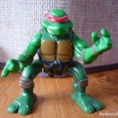 Figuras y Muñecos Tortugas Ninja: TORTUGAS NINJA - RAPHAEL - PLAYMATES TOYS - 2004.. Lote 159468770