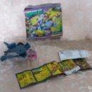Figuras y Muñecos Tortugas Ninja: VEHÍCULO DE LAS TORTUGAS NINJA, HOVER DRONE, GIOCHI PREZIOSI, EN CAJA ORIGINAL, VÍDEO. Lote 160619010