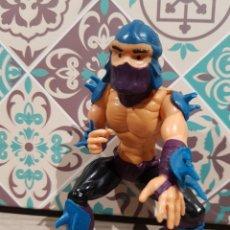 Figuras y Muñecos Tortugas Ninja: FIGURA TORTUGAS NINJA TMNT SHREDDER 1988 PLAYMATES. Lote 161997521