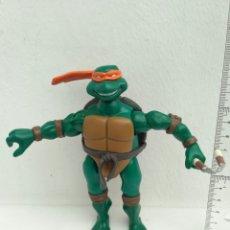Figuras y Muñecos Tortugas Ninja: TORTUGA NINJA 2005 MIKE PLAYMATES TOYS TMNT TORTUGAS. Lote 162381201