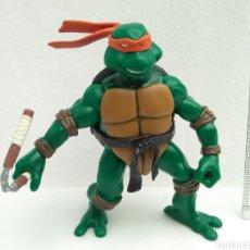 Figuras y Muñecos Tortugas Ninja: TORTUGA NINJA 2002 MIKE PLAYMATES TOYS TMNT TORTUGAS. Lote 162381337