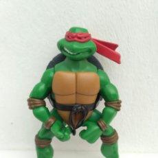 Figuras y Muñecos Tortugas Ninja: TORTUGA NINJA 2004 RAFAEL PLAYMATES TOYS TMNT TORTUGAS. Lote 162381453