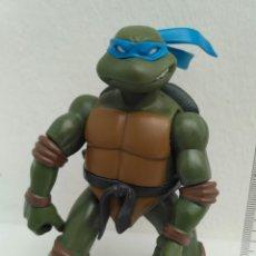 Figuras y Muñecos Tortugas Ninja: TORTUGA NINJA 2005 LEONARDO PLAYMATES TOYS TMNT TORTUGAS. Lote 162382564