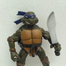 Figuras y Muñecos Tortugas Ninja: TORTUGA NINJA 2002 DONATELLO PLAYMATES TOYS TMNT TORTUGAS. Lote 162382668