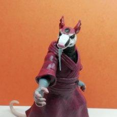 Figuras y Muñecos Tortugas Ninja: FIGURA TORTUGA NINJA ARTICULADA 12 CM VIACOM 2012.. (MAESTRO SPLITTER).... Lote 162800309