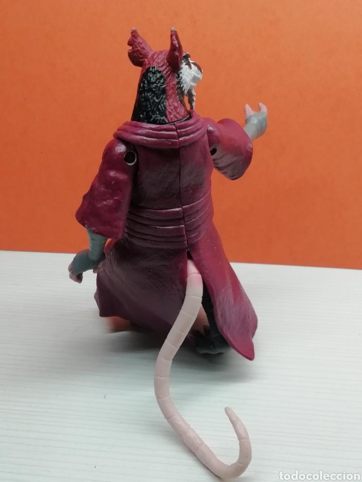 Figuras y Muñecos Tortugas Ninja: Figura Tortuga Ninja Articulada 12 cm Viacom 2012.. (Maestro Splitter)... - Foto 2 - 162800309