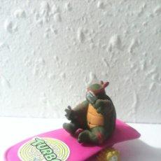 Figuras y Muñecos Tortugas Ninja: TORTUGAS NINJA ANTIGUA FIGURA AÑOS 80. Lote 163050610