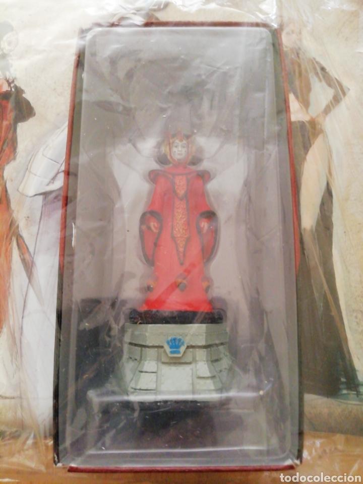 Figuras y Muñecos Tortugas Ninja: Star Wars Figura Ajedrez Número 27 - Foto 2 - 163572282