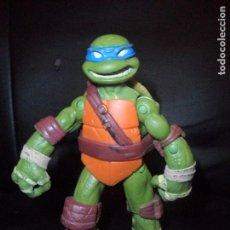 Figuras y Muñecos Tortugas Ninja: LEONARDO - TORTUGAS NINJA SERIE TV- VIACOM EL SEGUNDO 2012 - . Lote 163941518