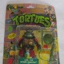 Figuras y Muñecos Tortugas Ninja: TORTUGAS NINJA LEO, THE SEWER SAMURAI EN BLISTER. CC. Lote 164654890