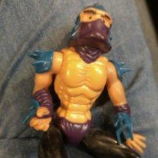 Figuras y Muñecos Tortugas Ninja: FIGURA SHREDDER TORTUGAS NINJA PLAYMATES TOYS 1988 MIRAGE STUDIOS. Lote 166180506