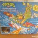 Figuras y Muñecos Tortugas Ninja: TORTUGAS NINJA BARCO ** EL BURBUJEANTE BARCO BAÑERA ** NUEVO A ESTRENAR * BANDAI. Lote 166191578