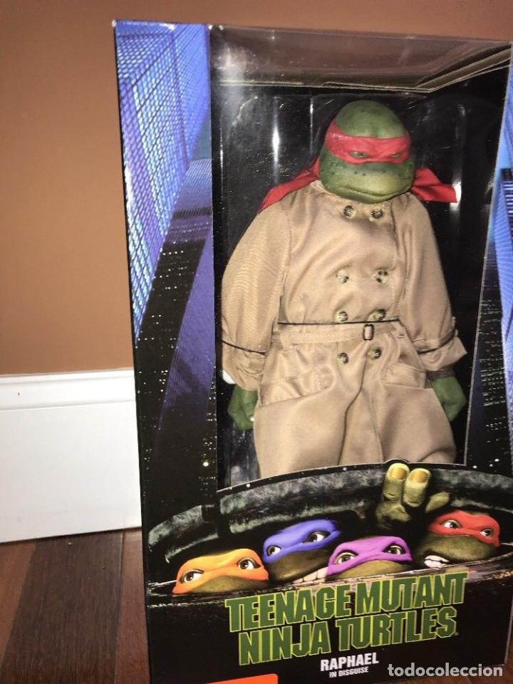 Figuras y Muñecos Tortugas Ninja: Raphael Disfraz Teenage Mutant Ninja Turtles 1/4 escala 18 Figura Neca 2018 ORIGINAL - Foto 3 - 166866213