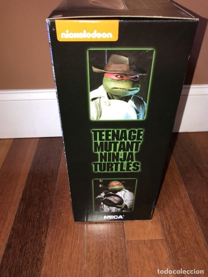 Figuras y Muñecos Tortugas Ninja: Raphael Disfraz Teenage Mutant Ninja Turtles 1/4 escala 18 Figura Neca 2018 ORIGINAL - Foto 8 - 166866213