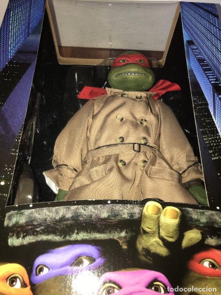 Figuras y Muñecos Tortugas Ninja: Raphael Disfraz Teenage Mutant Ninja Turtles 1/4 escala 18 Figura Neca 2018 ORIGINAL - Foto 12 - 166866213