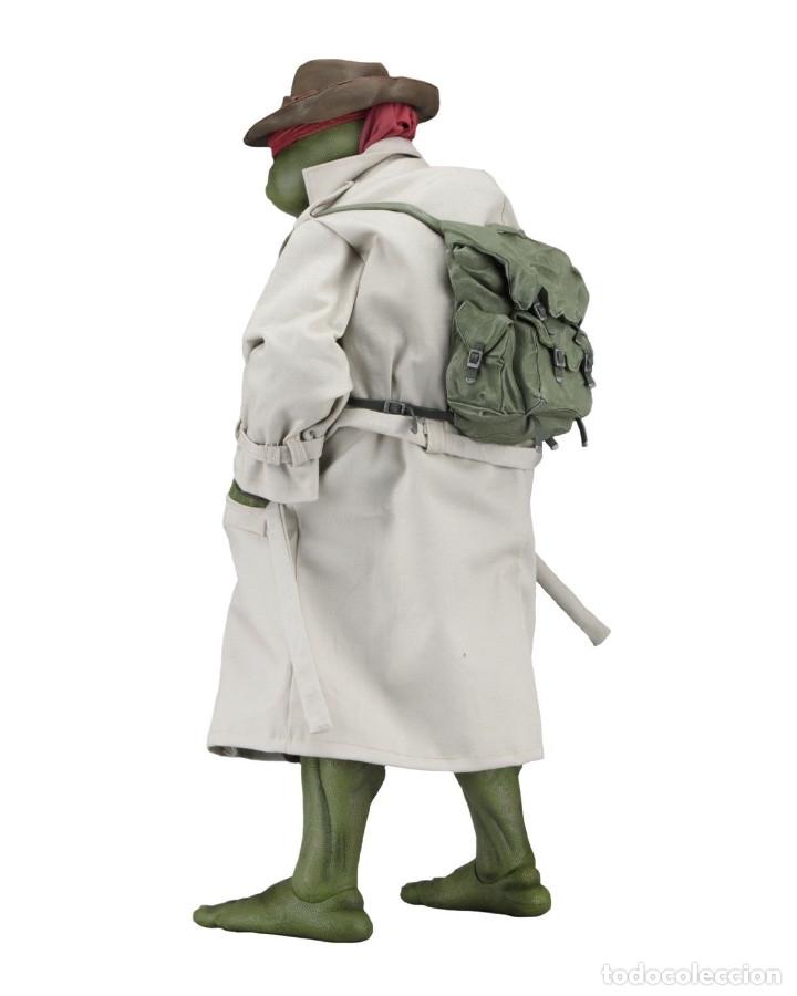 Figuras y Muñecos Tortugas Ninja: Raphael Disfraz Teenage Mutant Ninja Turtles 1/4 escala 18 Figura Neca 2018 ORIGINAL - Foto 14 - 166866213