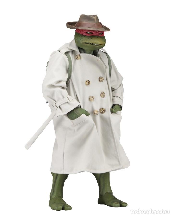 Figuras y Muñecos Tortugas Ninja: Raphael Disfraz Teenage Mutant Ninja Turtles 1/4 escala 18 Figura Neca 2018 ORIGINAL - Foto 15 - 166866213