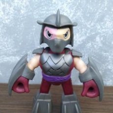 Figuras y Muñecos Tortugas Ninja: FIGURA DE ACCION SHREDDER TORTUGAS NINJA 2014 TALKIN HALF SHELL CON SONIDO VIACOM PLAYMATES. Lote 168204336