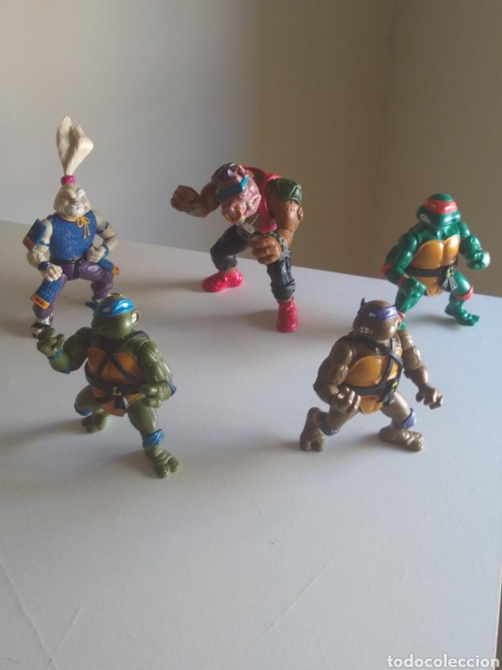 TORTUGAS NINJA AÑOS 90 (Juguetes - Figuras de Acción - Tortugas Ninja)