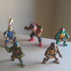 Figuras y Muñecos Tortugas Ninja: TORTUGAS NINJA AÑOS 90. Lote 168751154