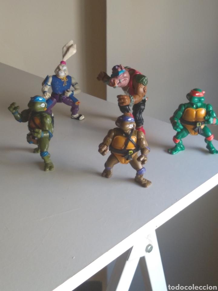 Figuras y Muñecos Tortugas Ninja: Tortugas ninja años 90 - Foto 2 - 168751154