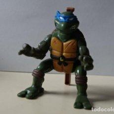 Figuras y Muñecos Tortugas Ninja: LEONARDO TORTUGAS NINJA AÑO 1993 MIRAGE STUDIOS TMNT PLAYMATES TOYS. Lote 169164460